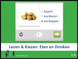 Multiple Choice: Eten & Drinken