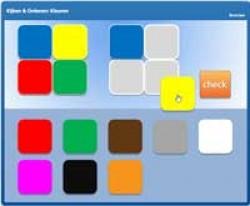 Kijken & Ordenen: Kleuren