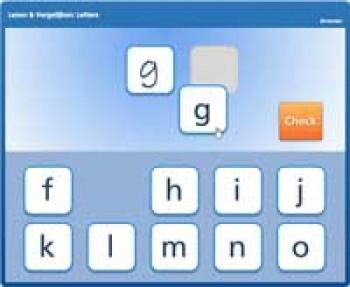 Lezen & Vergelijken: Letters